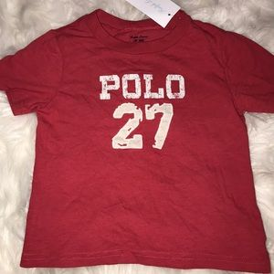 Ralph Lauren T-shirt 18M
